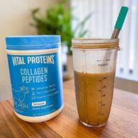 Supplement with collagen