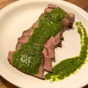 Whole30 Jalapeño Chimichurri you'll be topping everything with